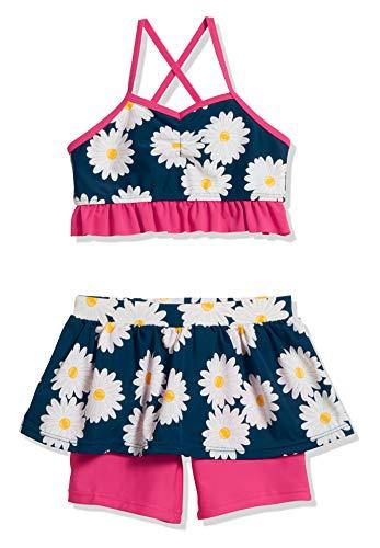 Playshoes baby-meisjes UV-bescherming bikini margerite bikinislip, blauw (marine 11), 86 (fabrikantmaat: 86/92)
