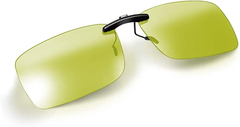 AoHeng Nuevos clips de gafas de sol,Gafas de conducción nocturna,Gafas de computadora luz azul,Clip en lentes,gafas de HD visión nocturna,polarizada fotocrómica,protectoras UV400