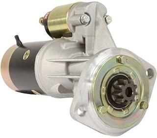 NEW STARTER FITS ISUZU 4JB1 DIESEL INDUSTRIAL ENGINE 1986-On 8944234520