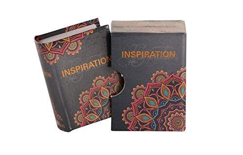 Inspiration: MInibuch im Schuber mit Glitzerlack