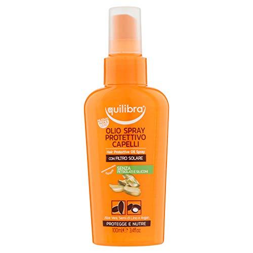 Equilibra Olio Spray Protettivo Capelli, 100 ml