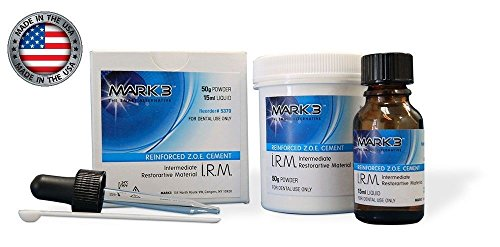Mark 3 Intermediate Restorative Material (IRM) 50g Powder & 15mL Liquid