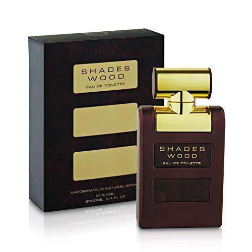 Armaf Shades Wood Parfum für Herren, Eau de Toilette, 100 ml