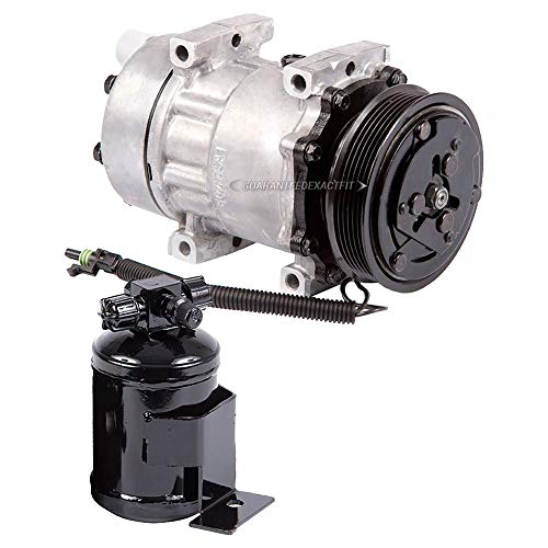 For Jeep Cherokee 1994 1995 1996 AC Compressor w/A/C Drier -   NEW - BuyAutoParts 60-86191R2