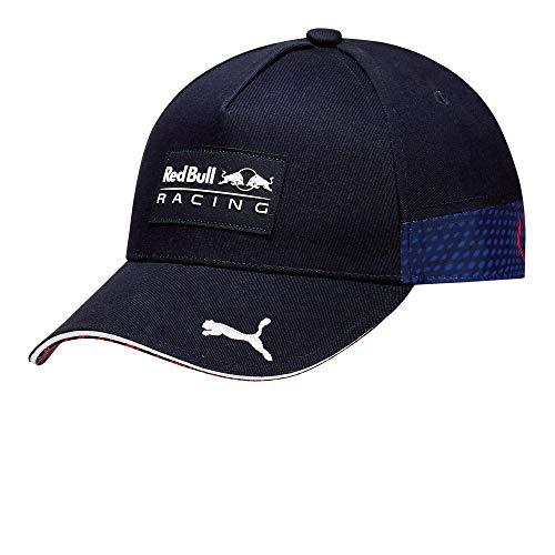 Red Bull Racing Official Teamline Snapback Gorra, Unisexo Talla única - Original Merchandise