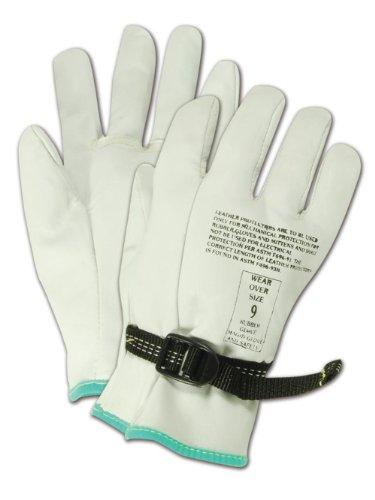 Magid PowerMaster 12501PS Leather Linesman Protector Glove