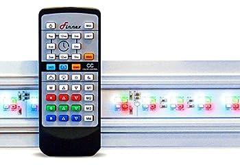Finnex Planted+ 24/7 HLC Aquarium LED Light Automated Full Spectrum Fish Tank Light 20 Inch