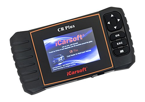 iCarsoft CR-Plus Strumento diagnostico Automotive