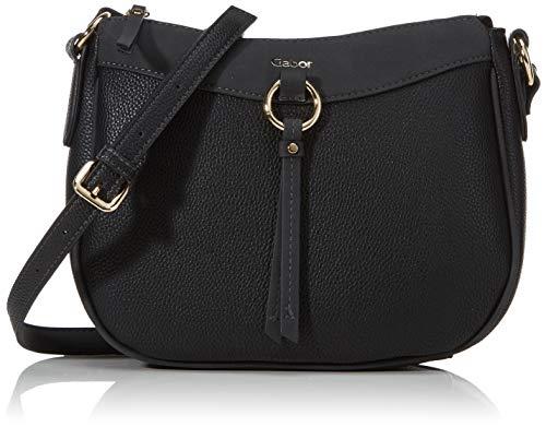 Gabor Damen Lilian, black, Cross bag M