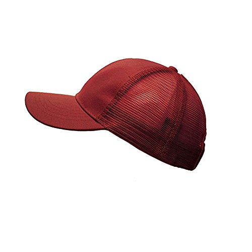 Baseball Cap Baseballkappe Pferdeschwanz Messy High Bun Trucker Ponycaps Plain Hut für Männer Frauen Teens