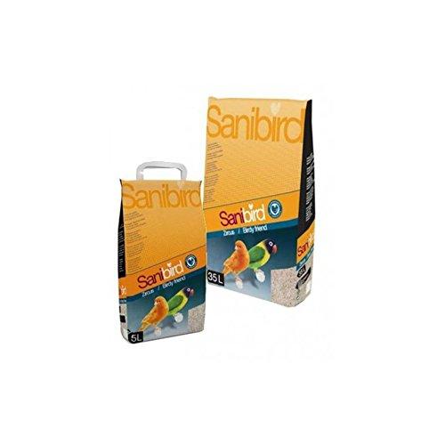 Sanibird SANI5 - Arena para aves, bolsa 5 litros