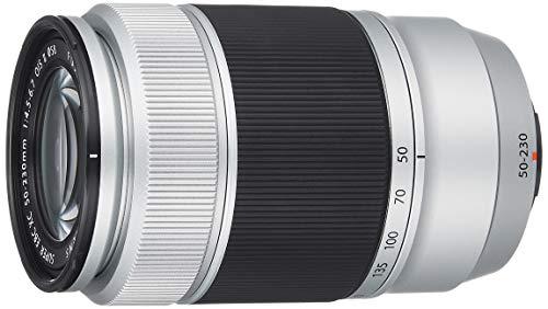 Fujifilm Fujinon XC50-230MMF4.5-6.7OIS II Obiettivo Zoom 50-230mm f/4.5-6.7, Attacco X Mount, Argento