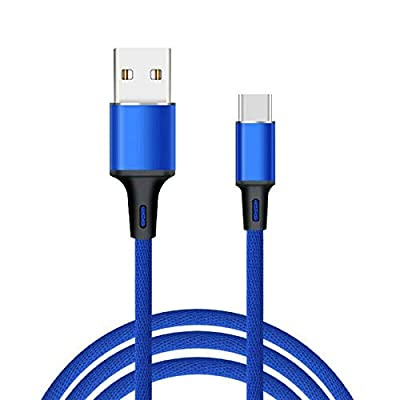 DHERIGTECH® TYPE C USB CHARGER DATA CABLE FOR SONY XPERIA XZ/X Compact /L1/ XA1/ XZ Premium