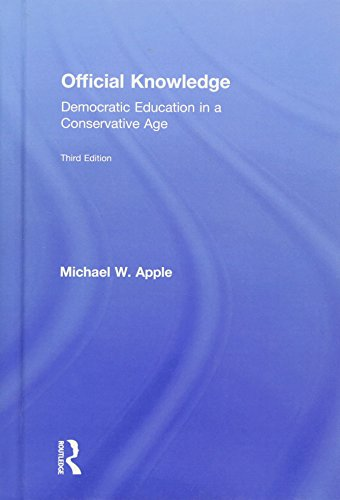 Official Knowledge: Democratic Education in a Conservative Age
