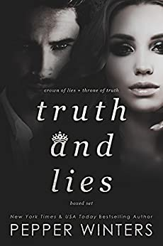 Truth and Lies Duet: Boxed Set by [Pepper Winters]