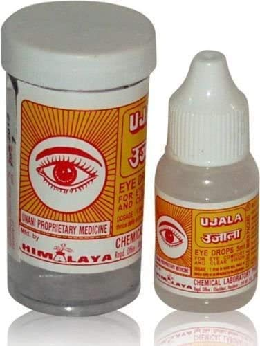 fairdeal 30 X 5 ML Ujala Herbal Eye Drop Effective for Human Eyes for Any Problem of Eyes Eye Drops