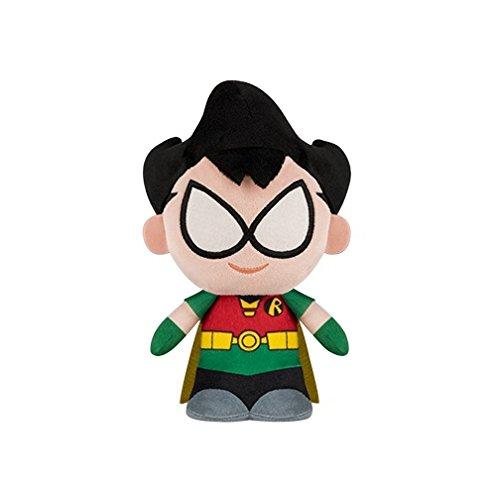 Plush: DC: Teen Titans Go! Plushies: Robin
