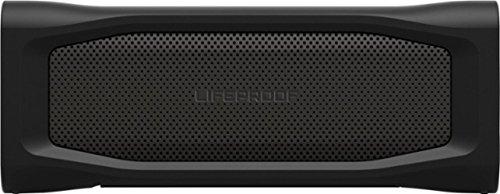 LifeProof Aquaphonics AQ10 Bluetooth Lautsprecher (wasserdichter (IP67), sturzsicherer) schwarz