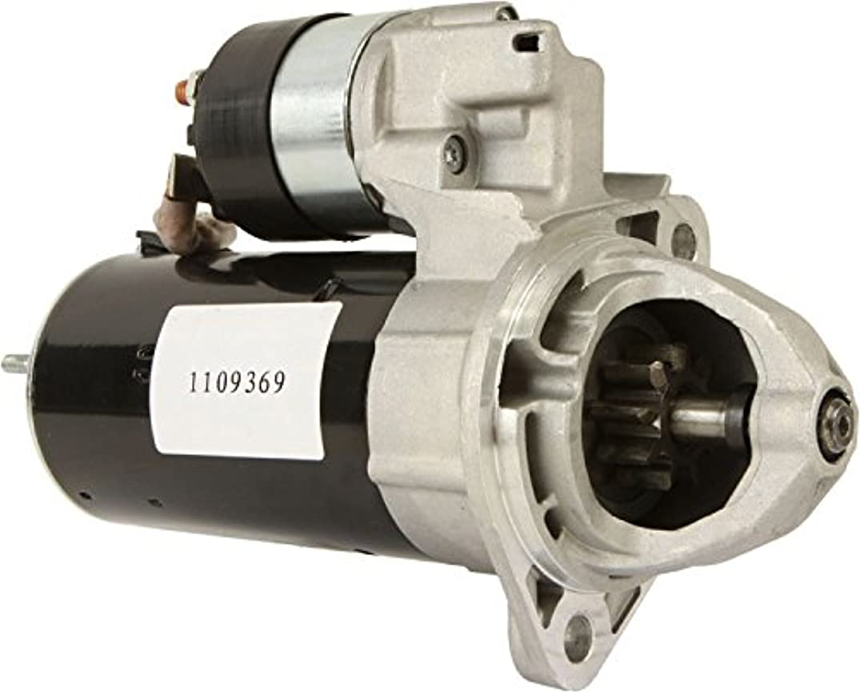 DB Electrical SBO0288 New Starter For Abg Asphalt Finisher Titan 125 125Vb 2820 2820Vb W Deutz, Bobcat Excavator 2002-2009, Ghel Skid Steer,Genie Man Lift B0001109369 5411657120 6688189 1181751 18951