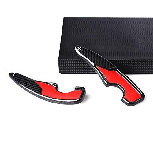 Kohlefaser 1pair-Lenkrad-Verschiebung Paddel-Shifter-Erweiterung Für Toyota GT86 2017 Schicht Paddles Blade