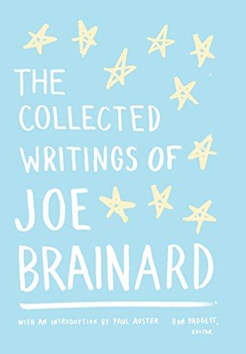 The Collected Writings of Joe Brainard (English Edition)