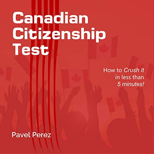 Canadian Citizenship Test cover art