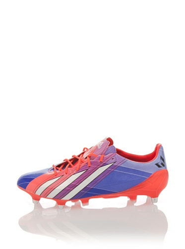 adidas Zapatillas Football Adizero F50 TRX FG Messi Naranja/Azul EU 42 2/3
