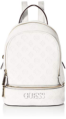 Guess Women's Backpack, Ivory, One Size