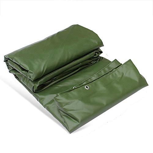 ZZHF pengbu Bâche, bâche de Camion enduite imperméable imperméable épaisse de PVC de Bande de Bande (Taille : 4m*7m)