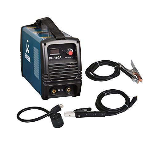 ANSEN Power 160 Amp Dual Voltage IGBT Inverter DC Welding Machine -Class AAA
