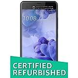 HTC U Ultra 64GB Unlocked GSM Android 7.0 with HTC Sense Smartphone Sapphire Blue (Dual-Display | 16MP+12MP Cameras | 3D Audio) (Renewed)