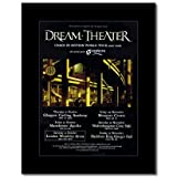 Mini-Poster Dream Theater Chaos In Motion Tour 2007, 28,5 x