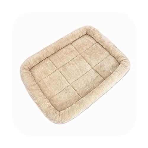 Colchoneta lavable para perro, antideslizante, lavable, 45 x 35 cm