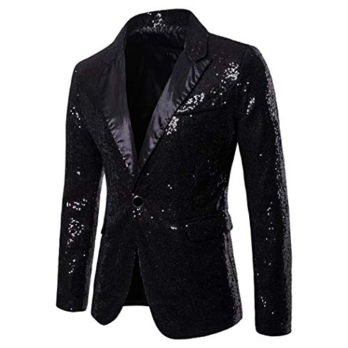 Sabarry mannen pak stijlvolle pailletten Paisley Slim Fit Past Diner Jas Party Jurk Jassen Prom Tuxedo Blazer