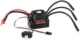 Murat Colak SURPASSHOBBY KK 80A Impermeable Sensorless Brushless Speed Controler 2-3S ESC para 1:10 RC Modelo de Coche Piezas