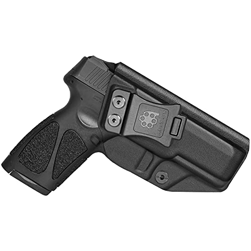 Amberide IWB KYDEX Holster Fit: Taurus G3 Pistol | Inside...