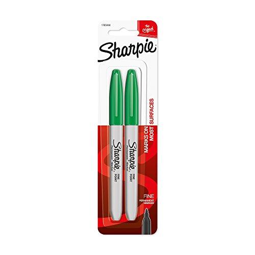 Sharpie Permanent Markers, Fine Point