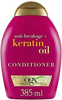 OGX Acondicionador Aceite de Keratina Cabellos Quebradizos 385 ml