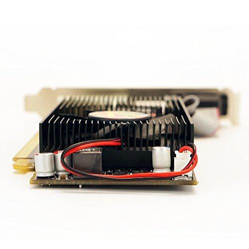 VisionTek Radeon R7 250 1GB GDDR5 (DVI-D, HDMI, VGA) Graphics Card - 900685