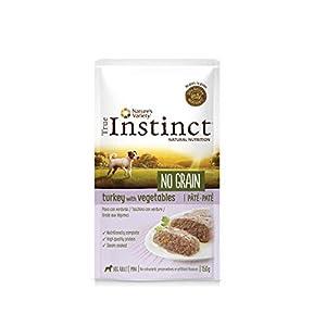 True Instinct No Grain Mini Paté sin Cereales de Pavo para Perros 150 gr - Pack de 8