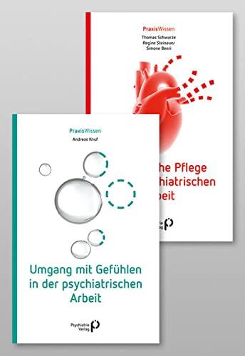 Paket: Umgang mit Gefühlen in der psychiatrischen Arbeit & Somatische Pflege in der psychiatrischen Arbeit