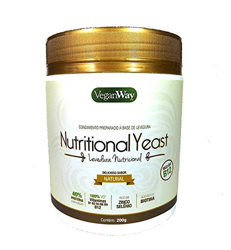 Levedura Nutricional VeganWay 200g