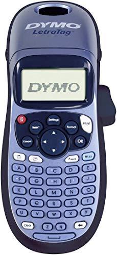 Pratica macchina organizer manuale DIY con 43 simboli Matsuro Original Mini etichettatrice 3D in rilievo NERO M-101 con 7 nastri Sistema intuitivo turn and click Stampa e taglio