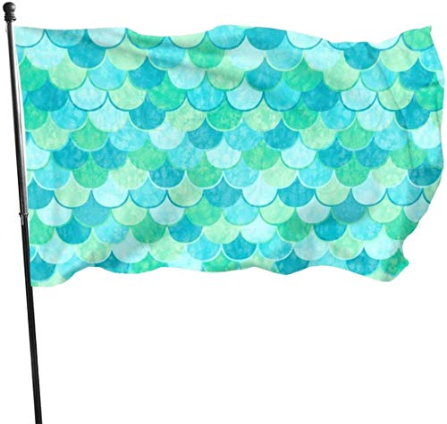 """Fishscale Fin Sequin 1.5/"""" Teal Transparent Glossy and Matte Reversible Paillette"""