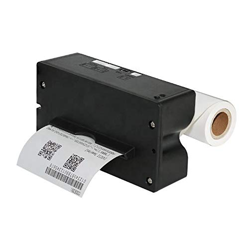 Buy USB 80mm Embedded Auto Cutter Thermal Label Printer, Low-Run Cost(No Ribbons,Ink Cartridges) Eas...
