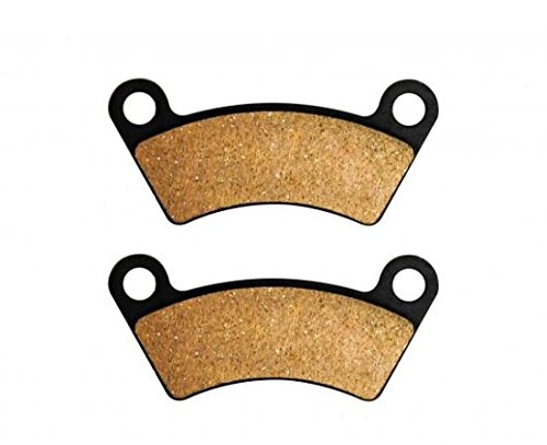 SuperATV Rear Disc Brake Pads for SuperATV Honda ATV Rear Disc Brake Kit Change Rear Disc Brakes