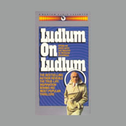 Ludlum on Ludlum audiobook cover art
