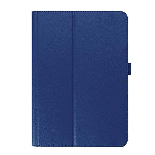 Litchi Funda de Cuero PU para ASUS Memo Pad FHD 10 ME301T ME302 ME302C ME302KL Tableta de 10.1 Pulgadas Funda de Cuero PU-Armada