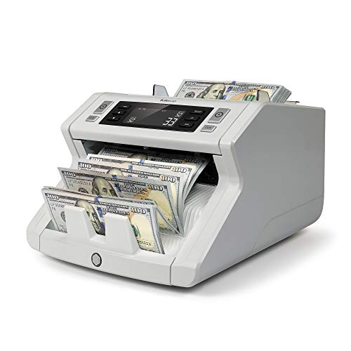 Safescan 2250 - Bill counter for sorted bills with 3-point counterfeit detection - 115-0538