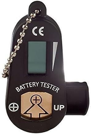 Nueva ACU-LIFE Hearing Aid Comprobador de batería fácil de leer